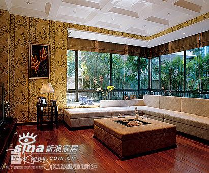 其他 别墅 客厅图片来自用户2771736967在三亞时代海岸別墅61的分享