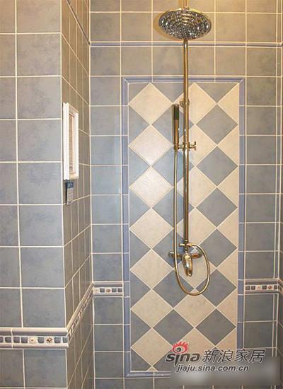 卫浴厨房瓷砖铺贴有道