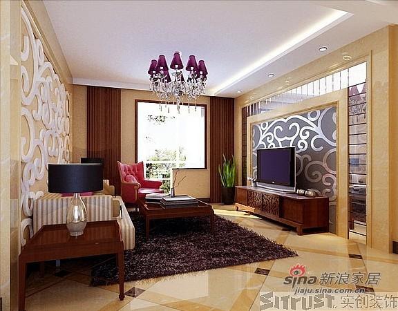 简约 一居 客厅图片来自用户2739081033在5万巧装现代90平奢华2居79的分享