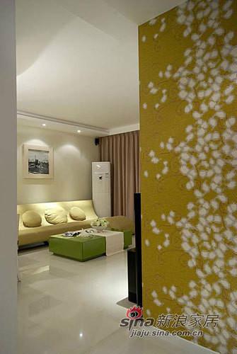 简约 三居 客厅图片来自用户2737735823在小夫妻9万打造130平的现代简约家20的分享
