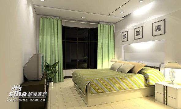 简约 一居 卧室图片来自用户2737735823在冠军城27的分享