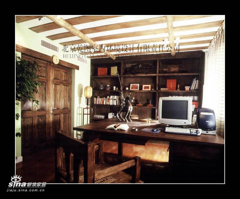 简约 别墅 书房图片来自用户2739081033在万科星园(田园)83的分享