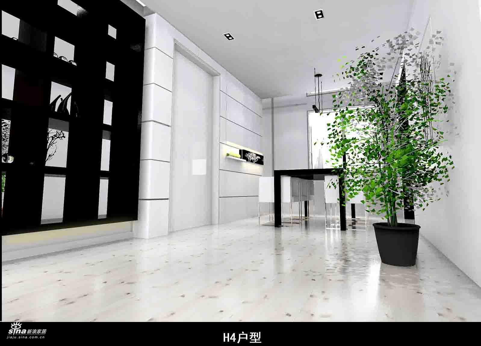 其他 二居 餐厅图片来自用户2558746857在实创装饰都市风情60的分享