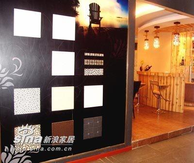 复古瓷砖,在柔和的灯光下显得更加奢华,极有情调及氛围