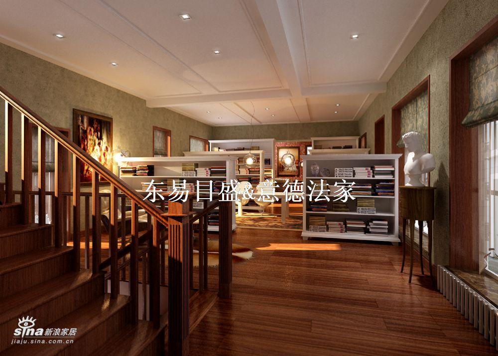 欧式 别墅 书房图片来自用户2772856065在香山清琴(西山别墅)25的分享