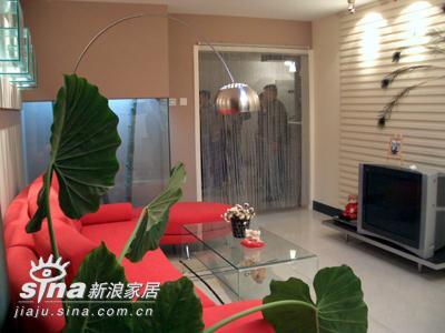 简约 二居 客厅图片来自用户2745807237在简约主张85的分享