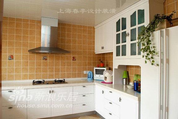 欧式 别墅 厨房图片来自用户2745758987在化繁为简76的分享