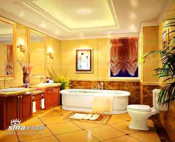 其他 别墅 卫生间图片来自用户2558746857在上海别墅221的分享
