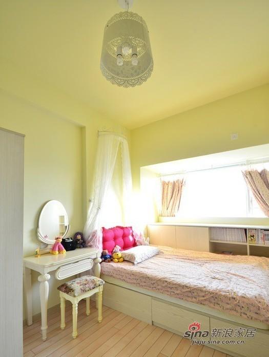 其他 三居 儿童房图片来自用户2737948467在爱侣140平波西米亚缤纷3居28的分享