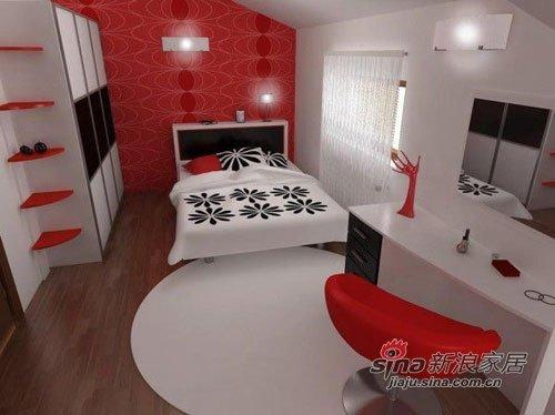 混搭 其他 卧室图片来自用户1907655435在时尚古典异域各色创意卧室16的分享