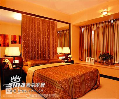 其他 别墅 卧室图片来自用户2558746857在深圳海怡東方花园示范单位46的分享