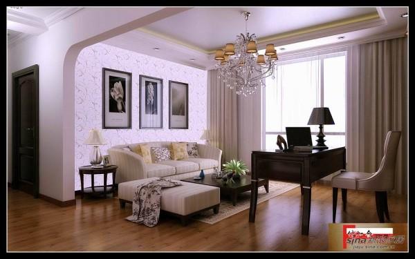 温歌华森林别墅-客厅