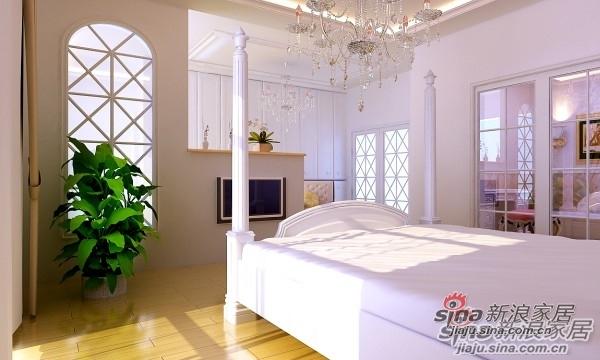 简约 别墅 卧室图片来自用户2557979841在2012喜迎300平米现代简欧仅花16.9万95的分享
