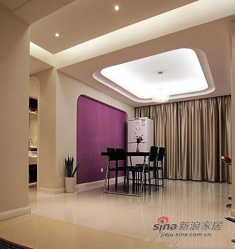简约 三居 餐厅图片来自用户2738093703在6万装好我的100平3室1厅94的分享