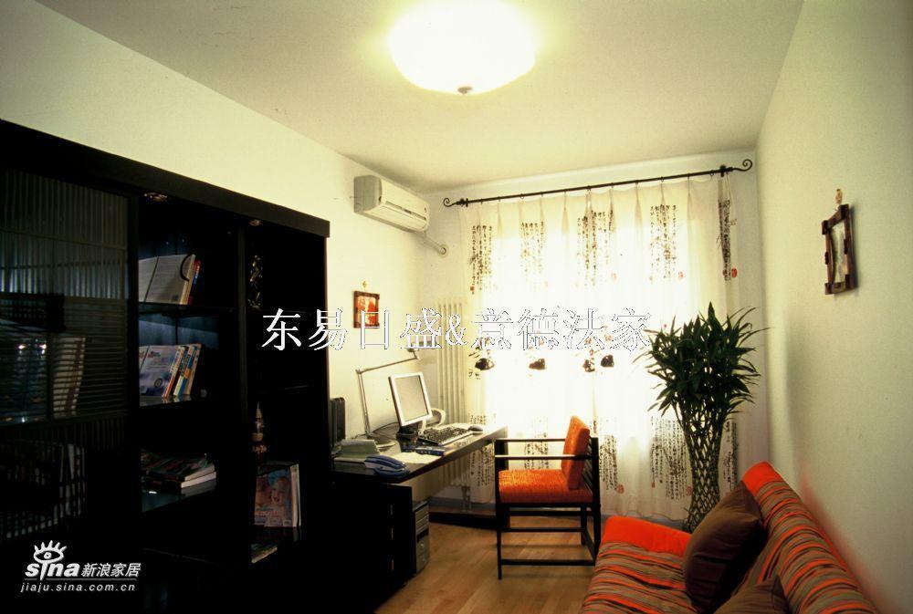 欧式 三居 书房图片来自用户2746889121在东易日盛84的分享