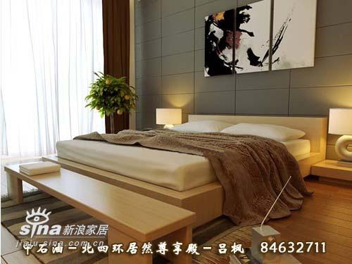 简约 三居 卧室图片来自用户2737950087在阔达装饰中石油小区精美设计二96的分享