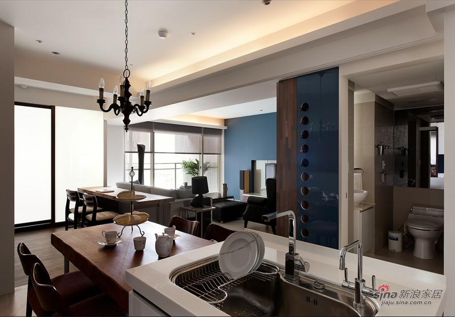 简约 三居 厨房图片来自用户2739378857在6万打造120平简约实用3居15的分享