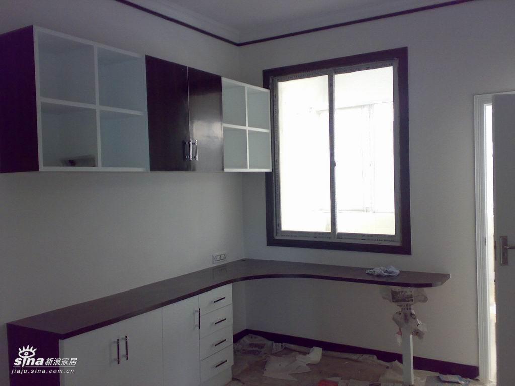 简约 一居 书房图片来自用户2739153147在半成品装修房27的分享