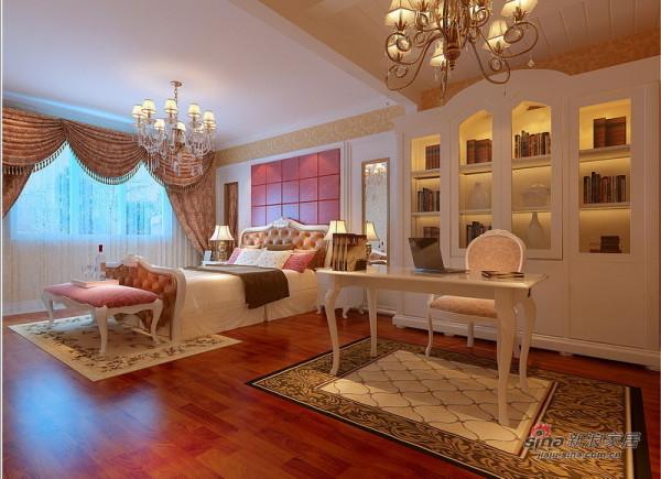 欧式卧室方案二