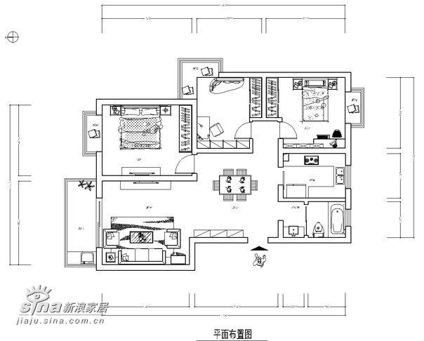 简约 二居 其他图片来自用户2739153147在三口之家-实景图90的分享
