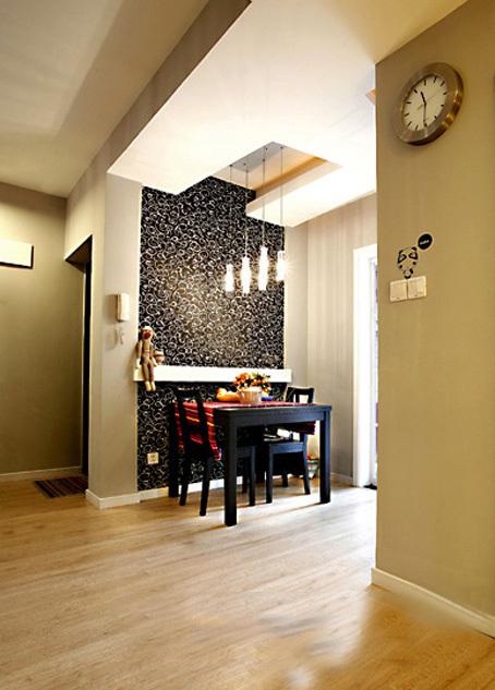 简约 一居 餐厅图片来自用户2737759857在65平一居婚房87的分享