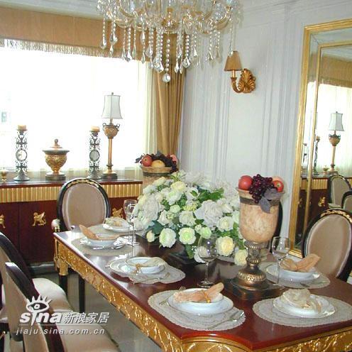 欧式 别墅 餐厅图片来自用户2772873991在金爵别墅(一)96的分享