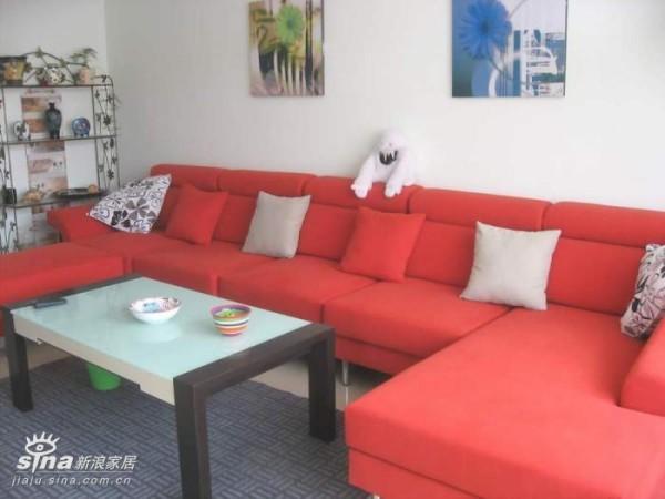 简约 四居 客厅图片来自用户2737786973在简约现代装修29的分享