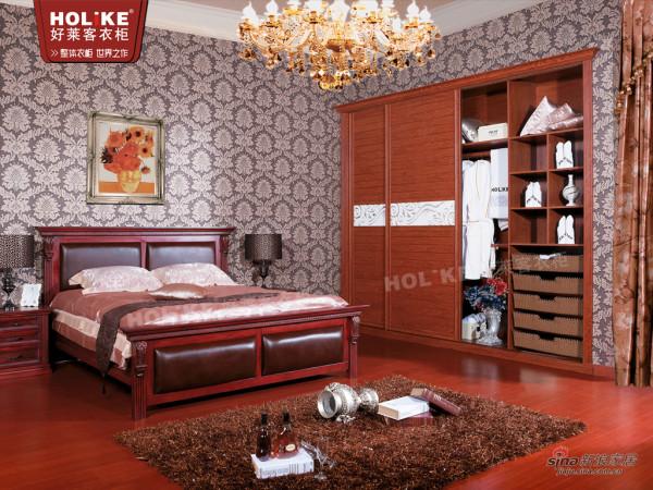 红花梨卧室