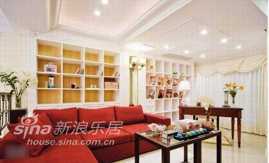 简约 别墅 客厅图片来自用户2557010253在优雅奢华 挑高客厅让别墅更古典(组图)98的分享