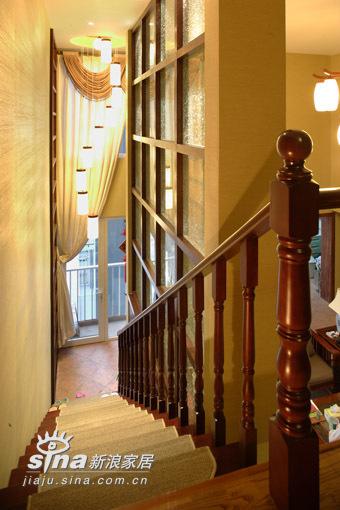 中式 复式 楼梯图片来自用户2740483635在打造158平米家居空间60的分享