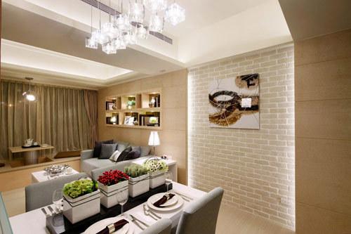 简约 二居 餐厅图片来自用户2557010253在5万装扮东泽园温馨舒适两居室28的分享