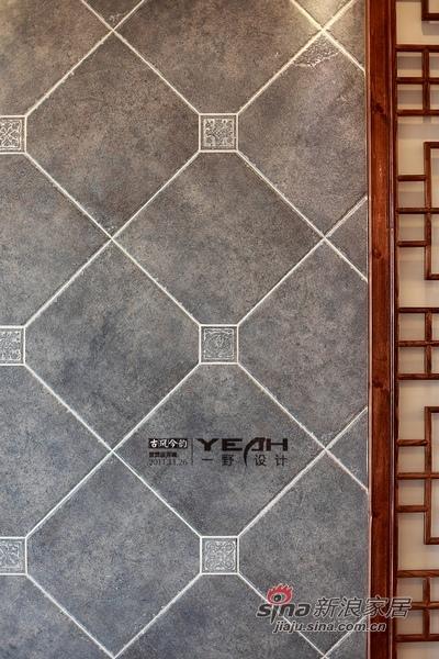 中式 二居 厨房图片来自用户1907658205在中式家迎新年打造红火年味44的分享