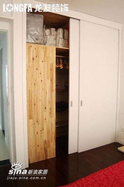 简约 二居 卧室图片来自用户2739081033在各空间皇家设计家园78的分享
