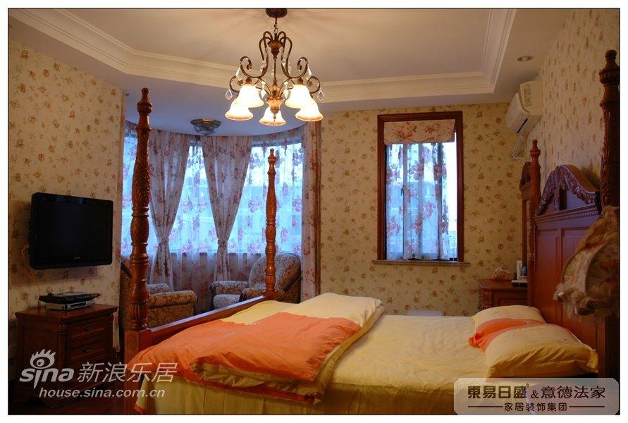 欧式 三居 卧室图片来自用户2757317061在奥林清华39的分享