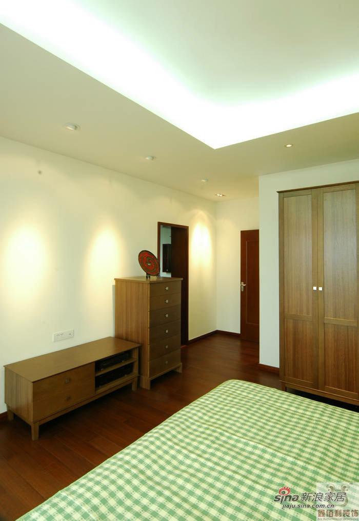 简约 复式 卧室图片来自用户2738093703在5万营造117平现代简约复式 31的分享