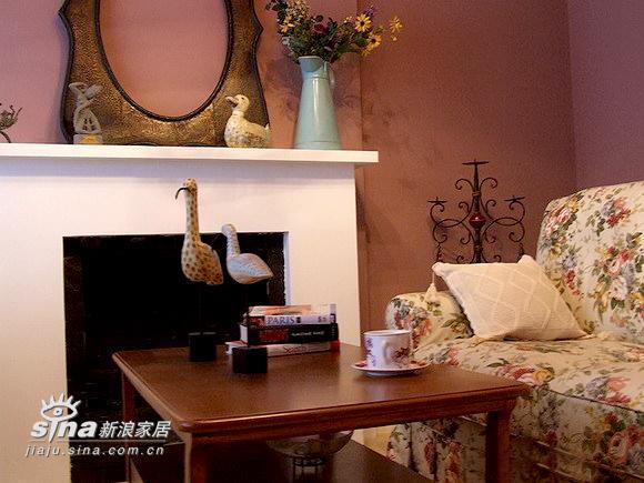 其他 跃层 客厅图片来自用户2737948467在简洁又大方田园风格31的分享
