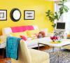 黄黄的,温馨的色彩~