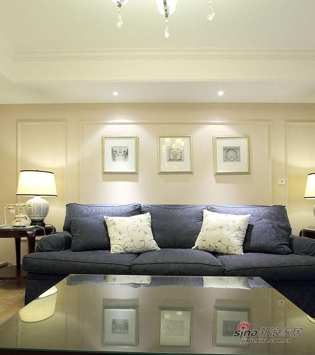 欧式 三居 客厅图片来自用户2746869241在校花酷爱100平素雅简欧新居75的分享