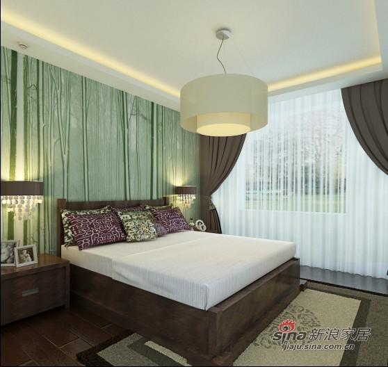 清新淡雅的卧室