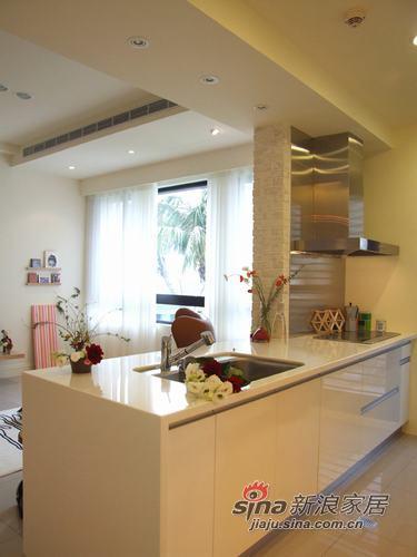 简约 一居 厨房图片来自用户2737786973在单身工作狂的小居11的分享