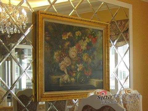 欧式 复式 客厅图片来自用户2757317061在145平欧式典雅复式13的分享