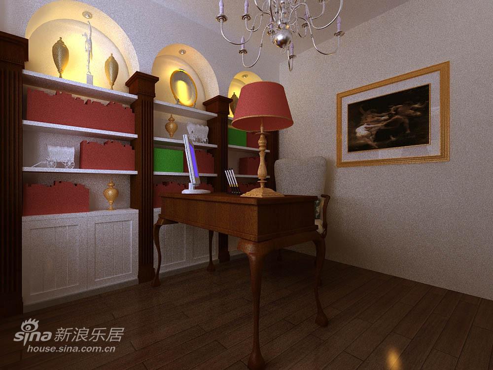 其他 二居 书房图片来自用户2771736967在大钟寺最新作品18的分享