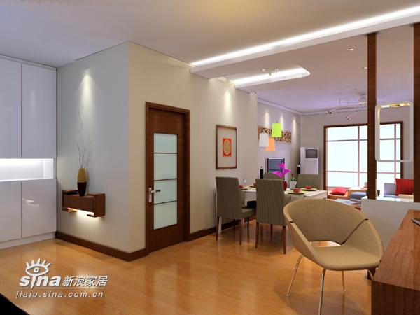 简约 二居 客厅图片来自用户2739153147在远洋山水63的分享