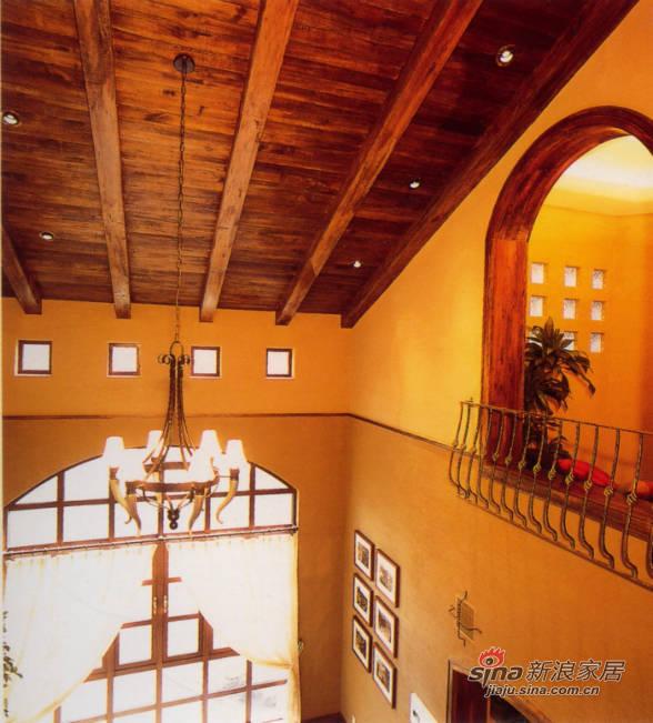 欧式 别墅 客厅图片来自用户2745758987在14.5万搞定330平独栋别墅36的分享