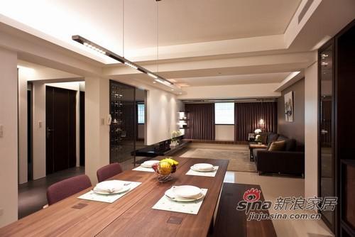 简约 一居 餐厅图片来自用户2557010253在木质家居简朴生活52的分享