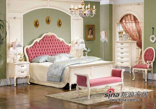 混搭 二居 卧室图片来自用户1907689327在110平精装欧式混搭大2居62的分享