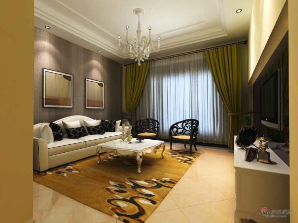 港式 三居 客厅图片来自用户1907650565在稳重的港式公寓32的分享