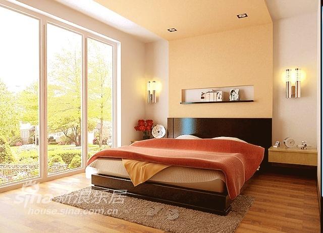 简约 二居 卧室图片来自用户2557979841在简约实用小两居34的分享