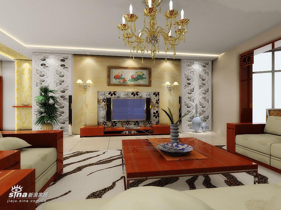 简约 四居 客厅图片来自用户2556216825在太原市 四室两厅14的分享