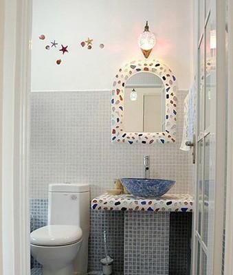 洗手池镜子